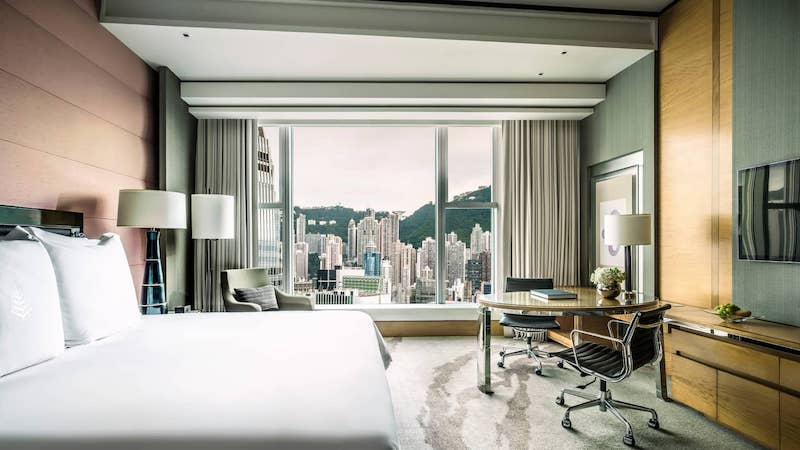 Resort Star Winner - Four Seasons Hong Kong