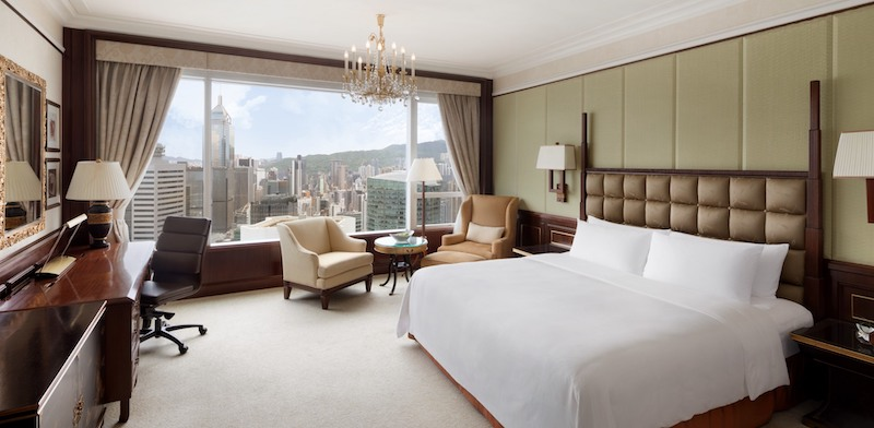 Resort Star Winner - Island Shangri-La, Hong Kong
