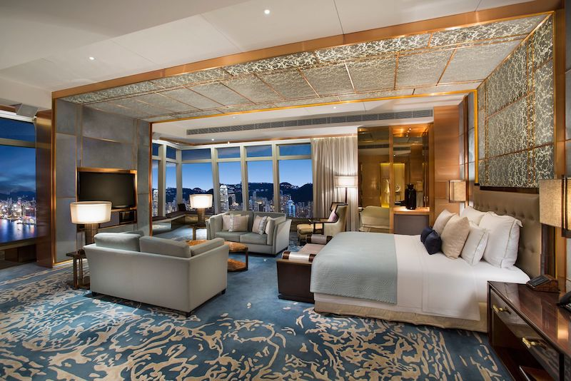 Luxury Star Winner - The Ritz-Carlton, Hong Kong
