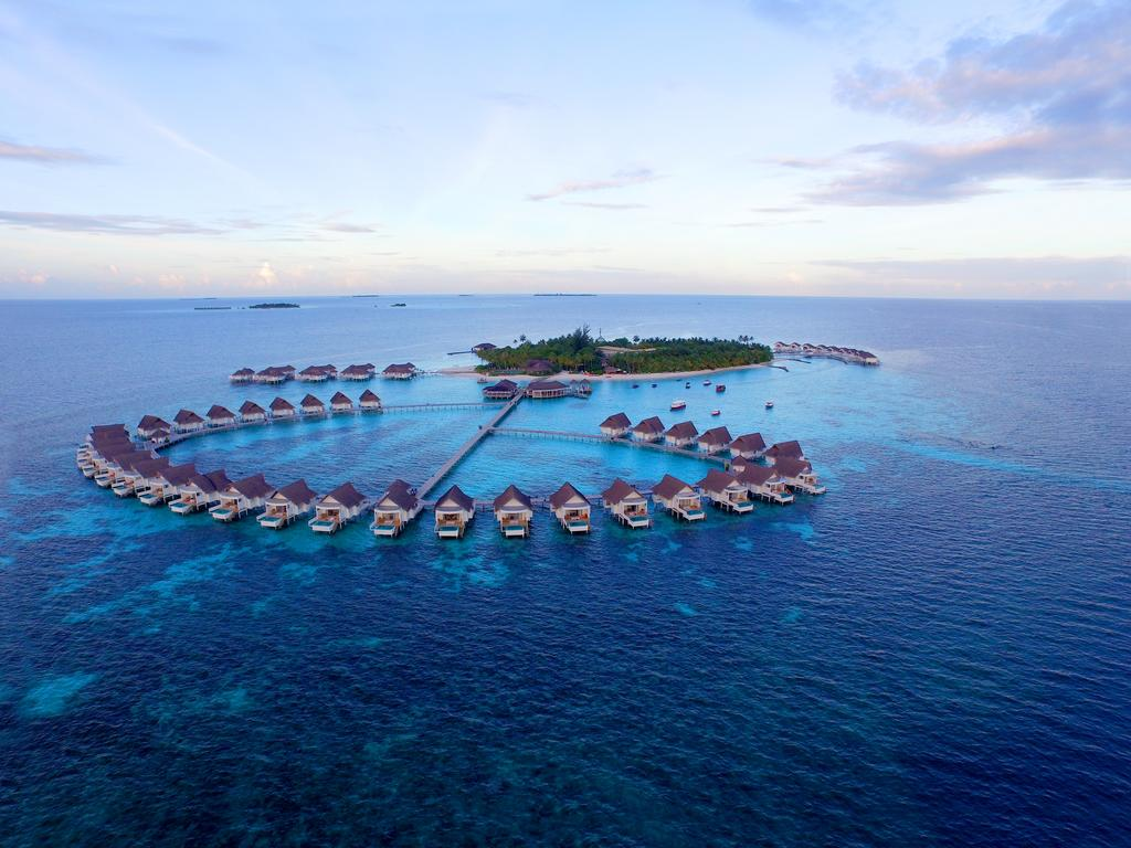 Resort Star Winner - Centara Grand Island Resort & Spa Maldives