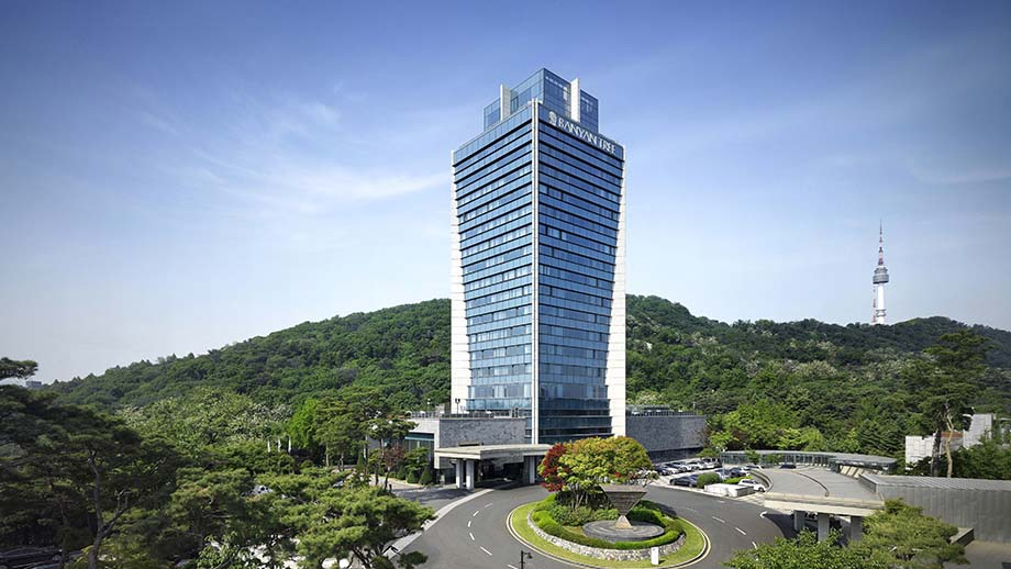 Resort Star Winner - Banyan Tree Club & Spa Seoul