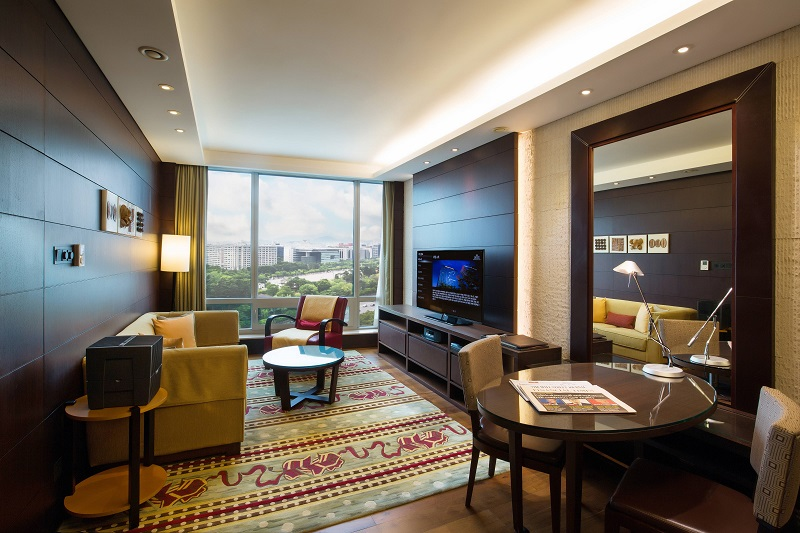 Serviced Residence Star Winner - Marriott Executive Apartments, Yeouido Park Centre