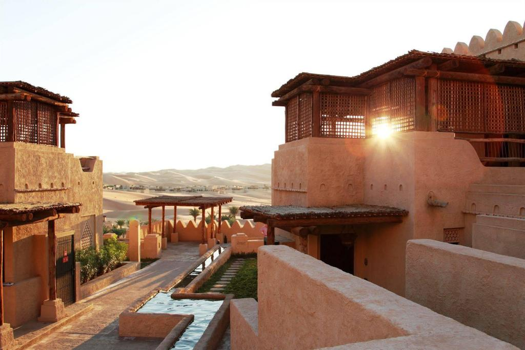 Resort Star Winner - Qasr Al Sarab Desert Resort