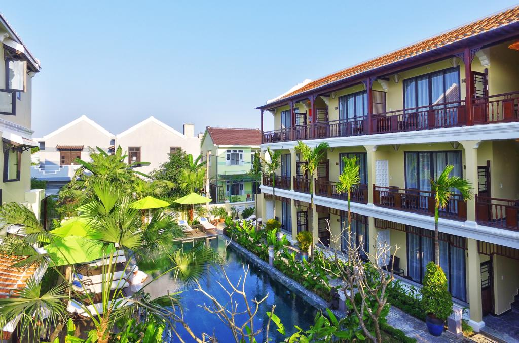 Resort Star Winner - Hoi An Field Boutique Resort & Spa